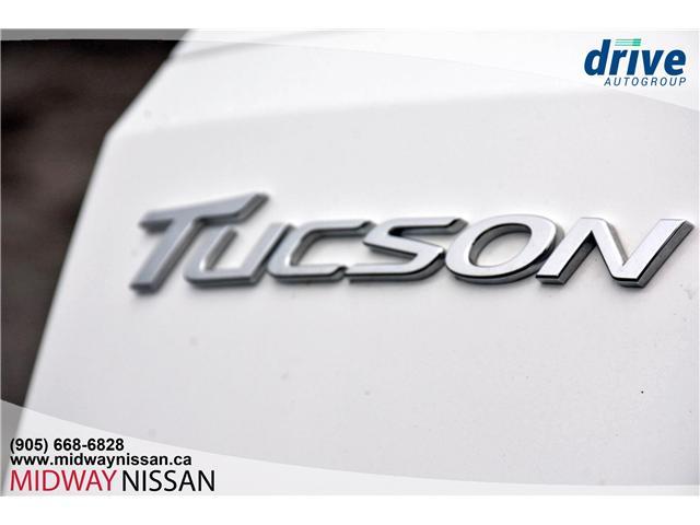 2018 Hyundai Tucson SE 2.0L (Stk: U1644R) in Whitby - Image 17 of 33