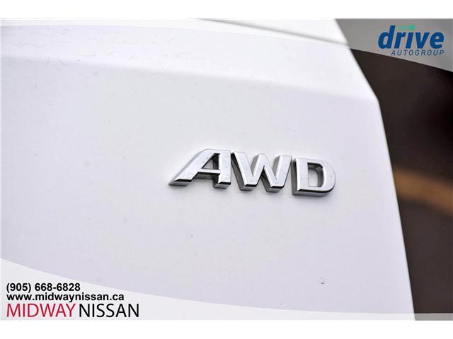 2018 Hyundai Tucson SE 2.0L (Stk: U1644R) in Whitby - Image 18 of 33