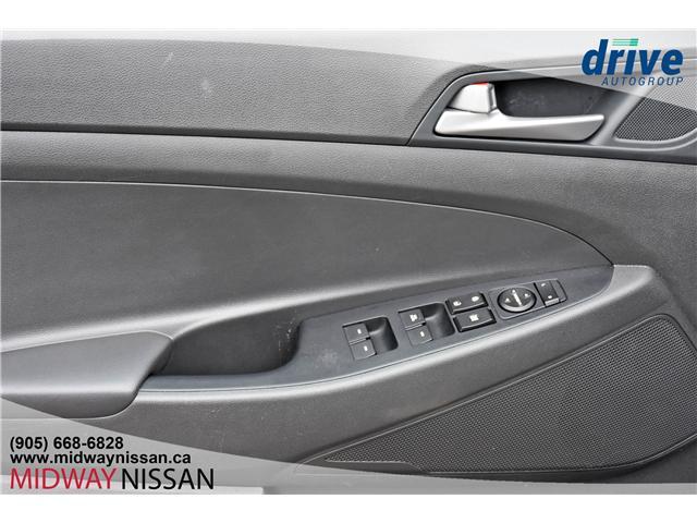 2018 Hyundai Tucson SE 2.0L (Stk: U1644R) in Whitby - Image 19 of 33
