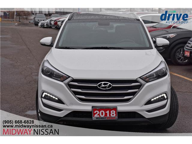2018 Hyundai Tucson SE 2.0L (Stk: U1645R) in Whitby - Image 4 of 32