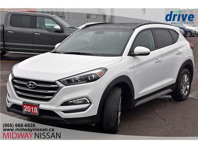 2018 Hyundai Tucson SE 2.0L (Stk: U1645R) in Whitby - Image 5 of 32