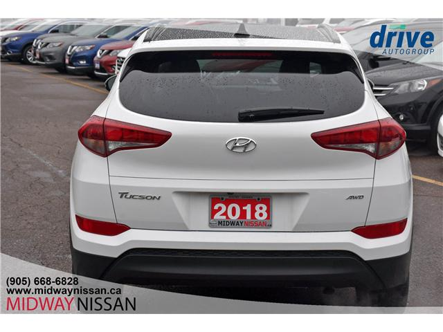 2018 Hyundai Tucson SE 2.0L (Stk: U1645R) in Whitby - Image 8 of 32