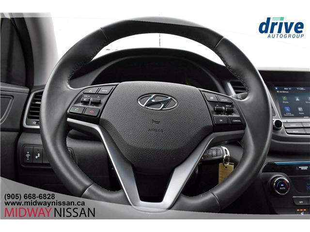 2018 Hyundai Tucson SE 2.0L (Stk: U1644R) in Whitby - Image 23 of 33