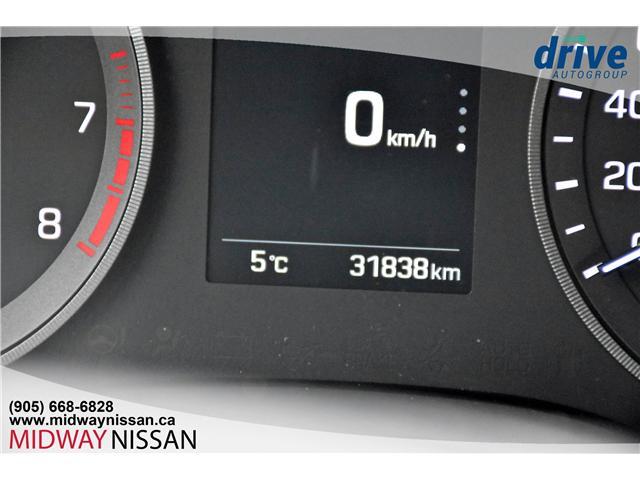 2018 Hyundai Tucson SE 2.0L (Stk: U1644R) in Whitby - Image 26 of 33