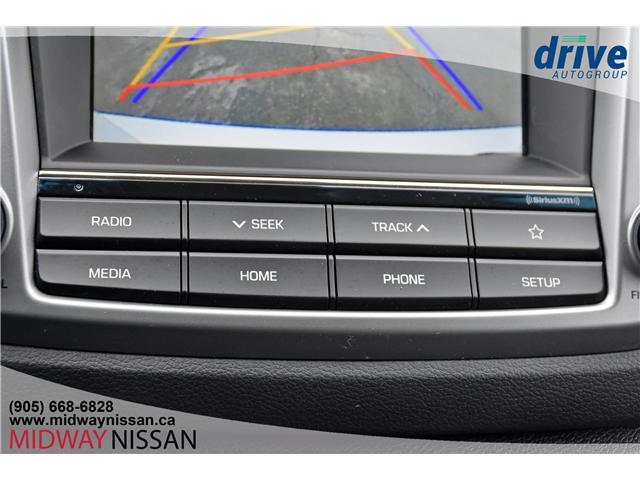 2018 Hyundai Tucson SE 2.0L (Stk: U1644R) in Whitby - Image 29 of 33