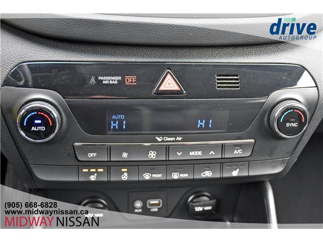 2018 Hyundai Tucson SE 2.0L (Stk: U1644R) in Whitby - Image 30 of 33
