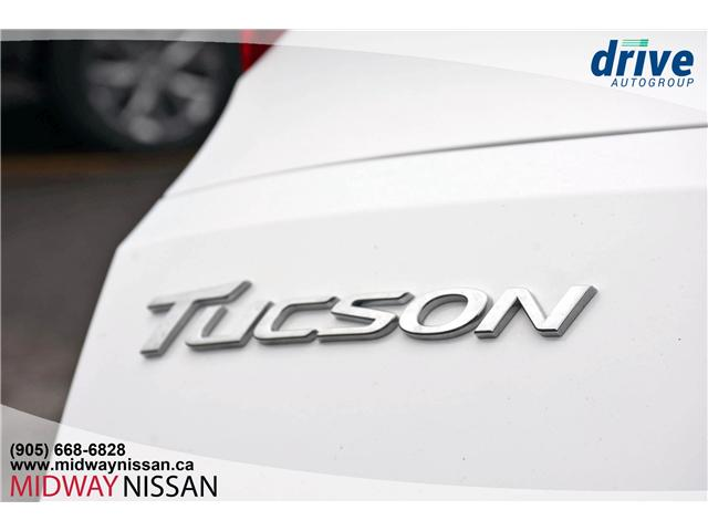 2018 Hyundai Tucson SE 2.0L (Stk: U1645R) in Whitby - Image 19 of 32