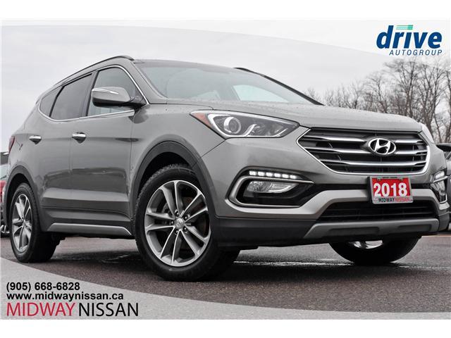 2018 Hyundai Santa Fe Sport 2.0T SE 5NMZUDLA8JH082391 U1639R in Whitby