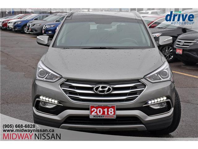 2018 Hyundai Santa Fe Sport 2.0T SE (Stk: U1639R) in Whitby - Image 3 of 30