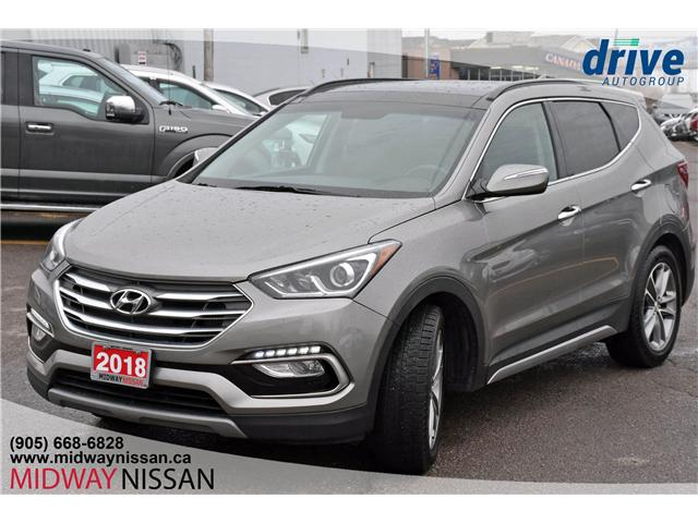 2018 Hyundai Santa Fe Sport 2.0T SE (Stk: U1639R) in Whitby - Image 4 of 30