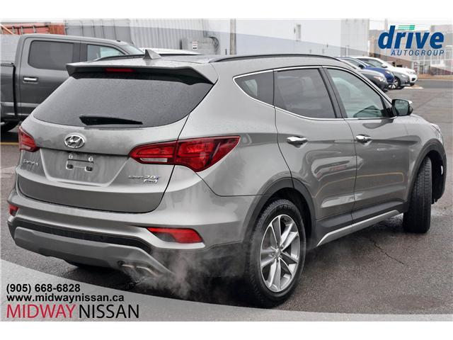 2018 Hyundai Santa Fe Sport 2.0T SE (Stk: U1639R) in Whitby - Image 7 of 30