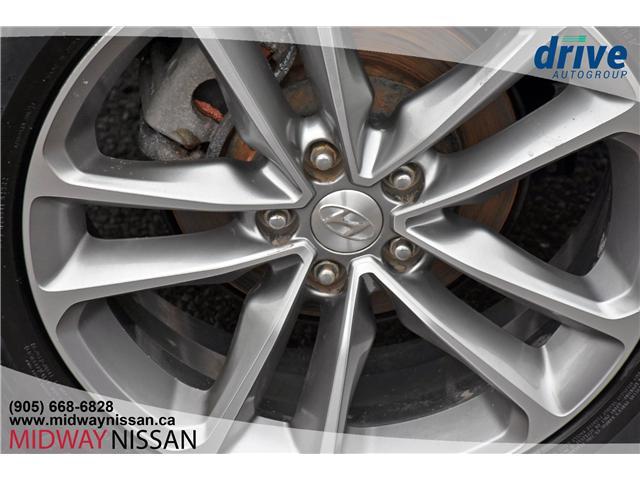 2018 Hyundai Santa Fe Sport 2.0T SE (Stk: U1639R) in Whitby - Image 8 of 30