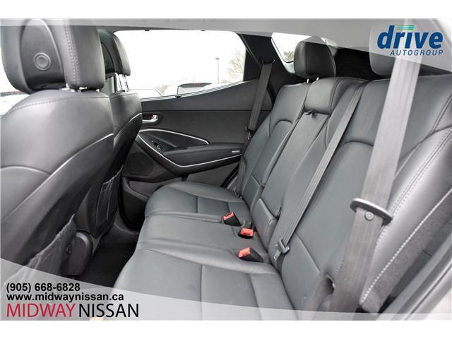 2018 Hyundai Santa Fe Sport 2.0T SE (Stk: U1639R) in Whitby - Image 11 of 30