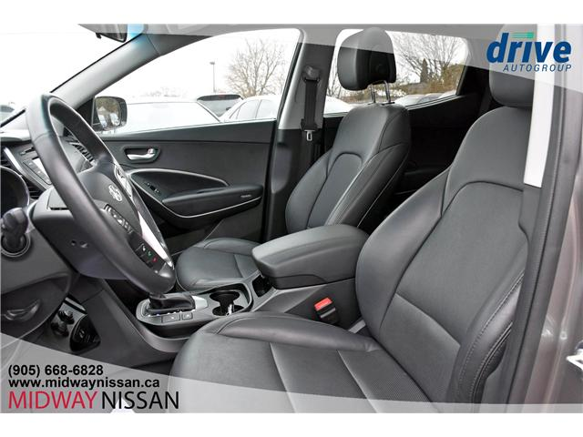 2018 Hyundai Santa Fe Sport 2.0T SE (Stk: U1639R) in Whitby - Image 12 of 30