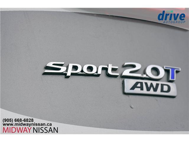 2018 Hyundai Santa Fe Sport 2.0T SE (Stk: U1639R) in Whitby - Image 16 of 30