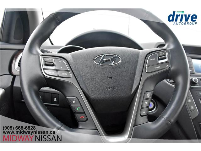 2018 Hyundai Santa Fe Sport 2.0T SE (Stk: U1639R) in Whitby - Image 20 of 30