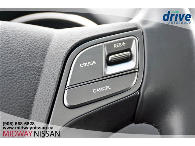 2018 Hyundai Santa Fe Sport 2.0T SE (Stk: U1639R) in Whitby - Image 22 of 30