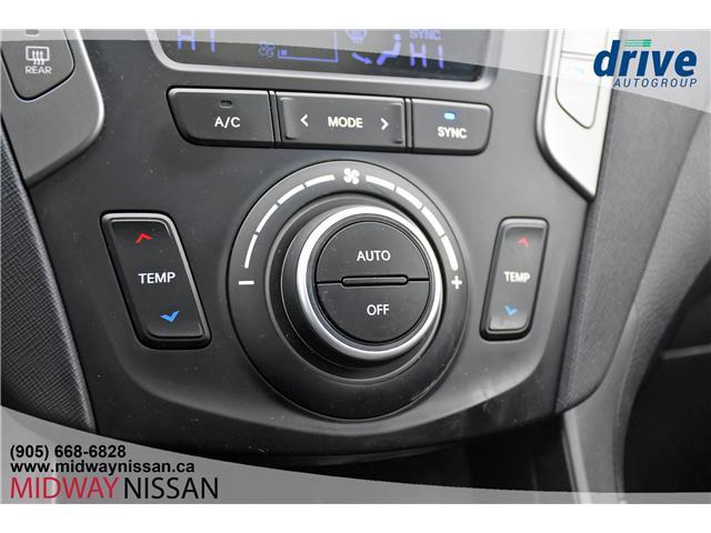 2018 Hyundai Santa Fe Sport 2.0T SE (Stk: U1639R) in Whitby - Image 26 of 30