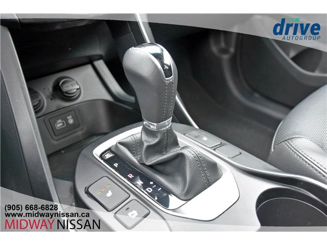 2018 Hyundai Santa Fe Sport 2.0T SE (Stk: U1639R) in Whitby - Image 29 of 30