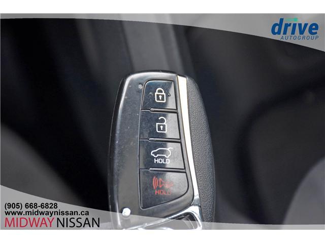 2018 Hyundai Santa Fe Sport 2.0T SE (Stk: U1639R) in Whitby - Image 30 of 30
