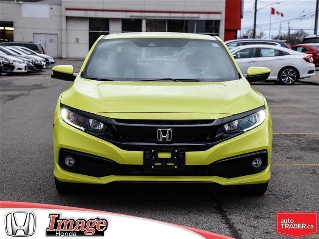 2019 Honda Civic Sport (Stk: 9C409) in Hamilton - Image 2 of 16