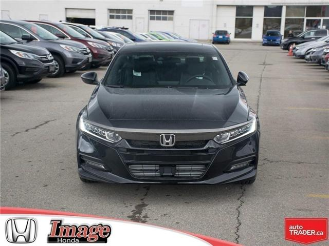 2019 Honda Accord Sport 2.0T (Stk: 9A128) in Hamilton - Image 2 of 18