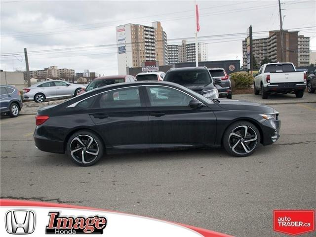 2019 Honda Accord Sport 2.0T (Stk: 9A128) in Hamilton - Image 3 of 18