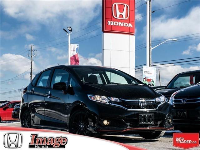 2019 Honda Fit Sport (Stk: 9F69) in Hamilton - Image 1 of 8