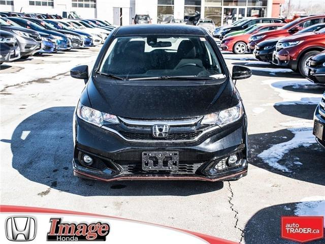 2019 Honda Fit Sport (Stk: 9F69) in Hamilton - Image 2 of 8