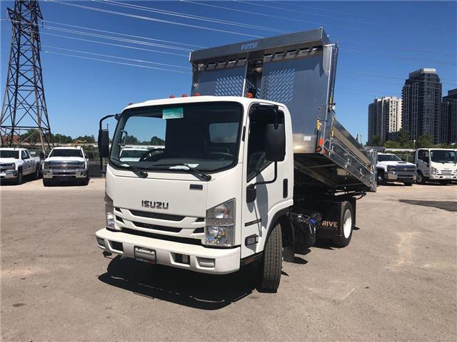 2018 Isuzu NRR SOLD!New 2018 Isuzu NRR With Aluminum Dump Body! (Stk: DTI85064) in Toronto - Image 1 of 15