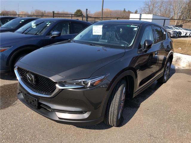 2019 Mazda CX-5 GT w/Turbo (Stk: 16545) in Oakville - Image 1 of 5