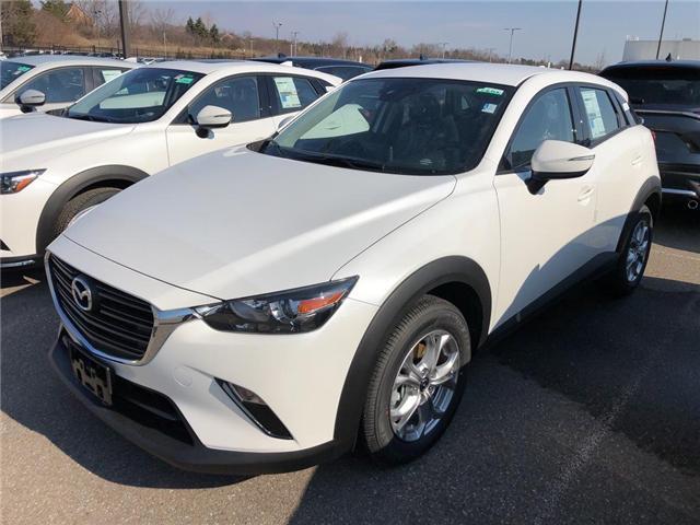 2019 Mazda CX-3 GS (Stk: 16558) in Oakville - Image 1 of 5