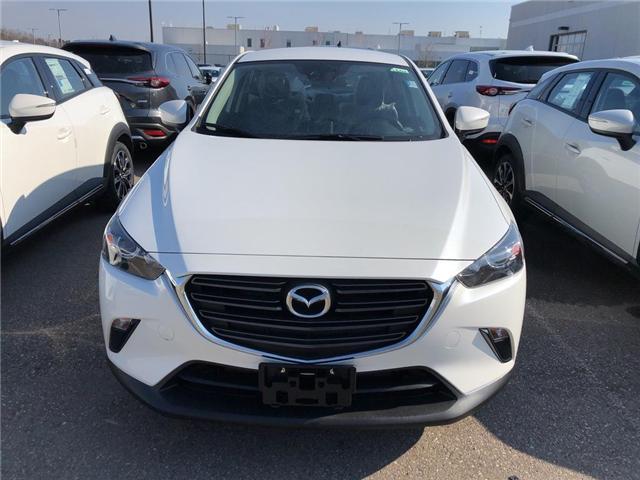 2019 Mazda CX-3 GS (Stk: 16558) in Oakville - Image 2 of 5