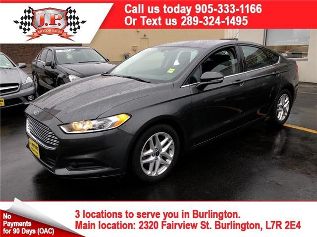 2015 Ford Fusion SE (Stk: 45359) in Burlington - Image 1 of 23