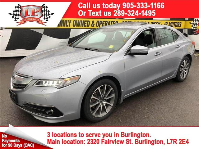 2015 Acura TLX Elite (Stk: 45730) in Burlington - Image 1 of 17