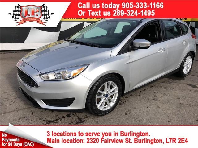 2016 Ford Focus SE (Stk: 45916) in Burlington - Image 1 of 12
