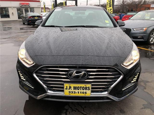 2018 Hyundai Sonata GLS (Stk: 45988r) in Burlington - Image 10 of 24