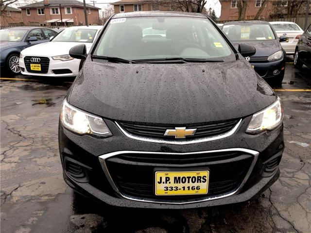 2018 Chevrolet Sonic LT Auto (Stk: 46412r) in Burlington - Image 10 of 24