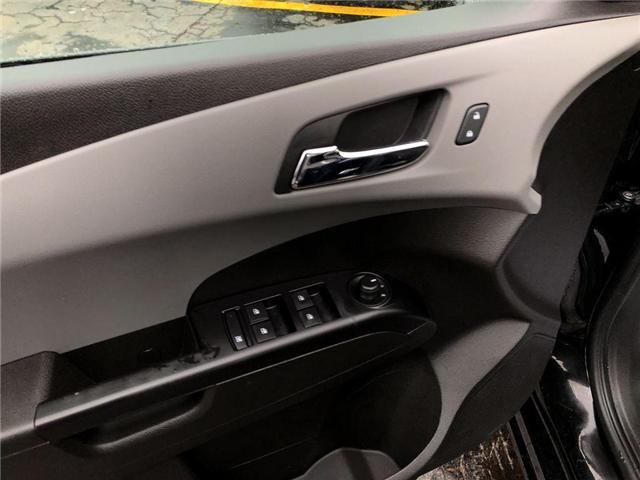 2018 Chevrolet Sonic LT Auto (Stk: 46412r) in Burlington - Image 12 of 24