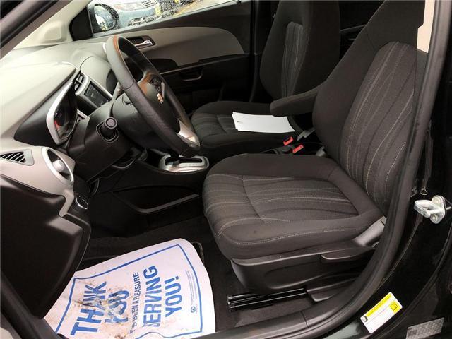 2018 Chevrolet Sonic LT Auto (Stk: 46412r) in Burlington - Image 14 of 24