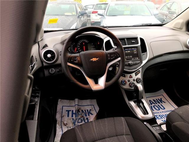 2018 Chevrolet Sonic LT Auto (Stk: 46412r) in Burlington - Image 16 of 24