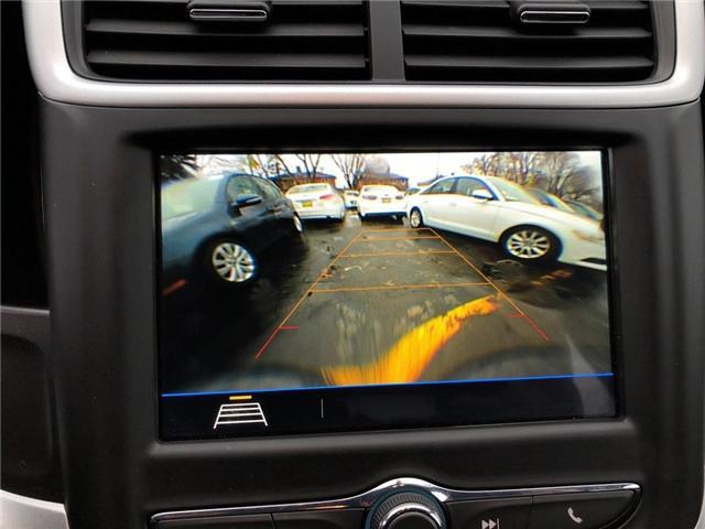 2018 Chevrolet Sonic LT Auto (Stk: 46412r) in Burlington - Image 17 of 24