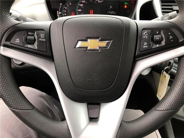 2018 Chevrolet Sonic LT Auto (Stk: 46412r) in Burlington - Image 20 of 24