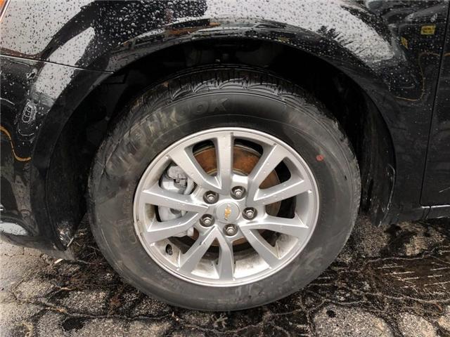 2018 Chevrolet Sonic LT Auto (Stk: 46412r) in Burlington - Image 23 of 24