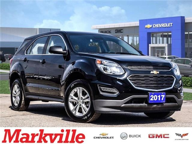 2017 Chevrolet Equinox GM CERTIFIED PRE-OWNED- 1 OWNER TRADE (Stk: P6303) in Markham - Image 1 of 27