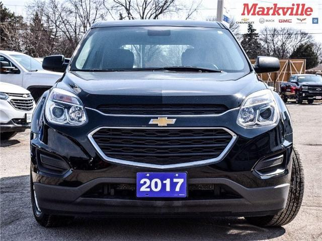 2017 Chevrolet Equinox GM CERTIFIED PRE-OWNED- 1 OWNER TRADE (Stk: P6303) in Markham - Image 2 of 27