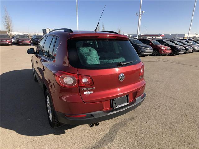 2009 Volkswagen Tiguan  (Stk: 294029A) in Calgary - Image 5 of 17