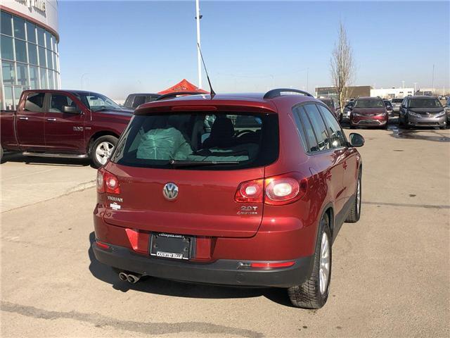 2009 Volkswagen Tiguan  (Stk: 294029A) in Calgary - Image 6 of 17