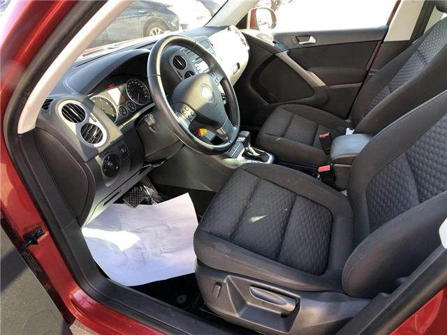 2009 Volkswagen Tiguan  (Stk: 294029A) in Calgary - Image 10 of 17