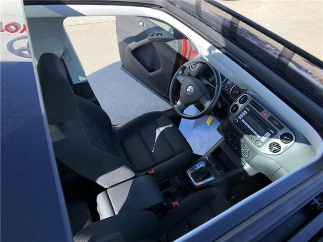 2009 Volkswagen Tiguan  (Stk: 294029A) in Calgary - Image 15 of 17